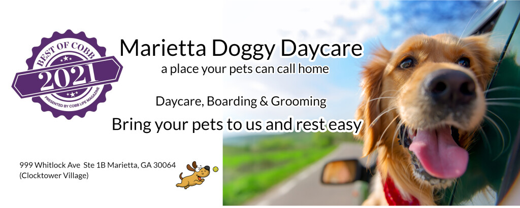 Bring Your Pet for Daycare, Boarding, Grooming and Training
